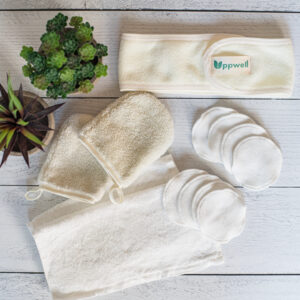 Caring for your Reusable Makeup Remover Kit