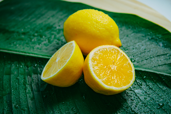 One of the best natural cleaning products - Lemon