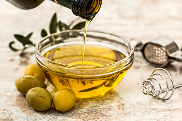 Olive Oil is one of the cheapest environmentally-friendly cleaning products