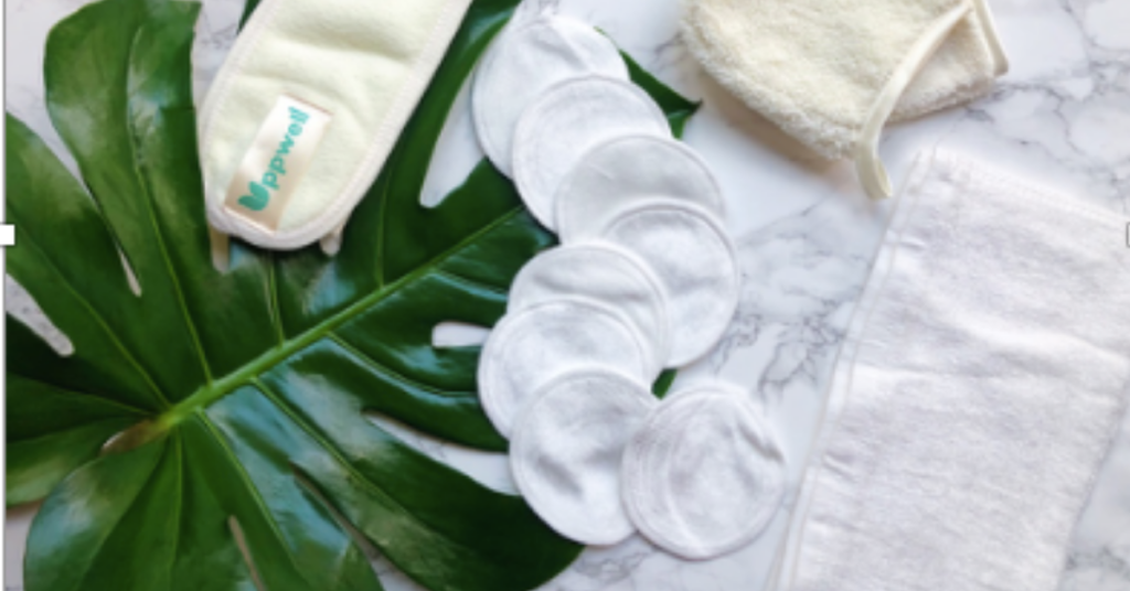 Reusable make-up remover pads by UppWell