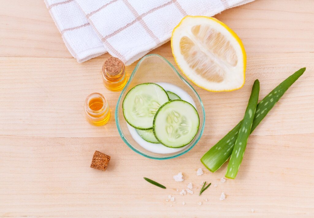 Natural skincare products are more affordable and easier on the skin