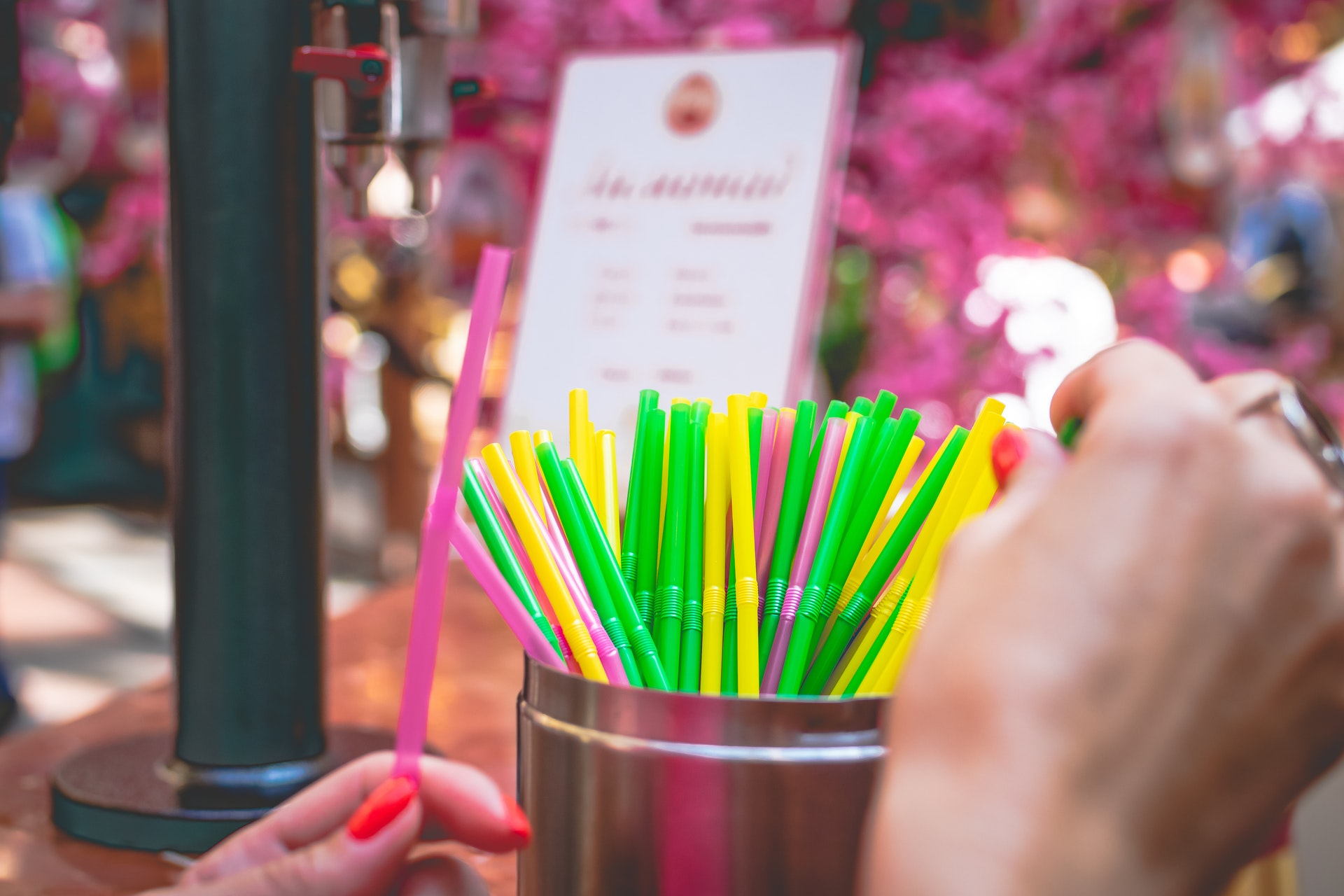 The Rise and Fall of the Plastic Straw